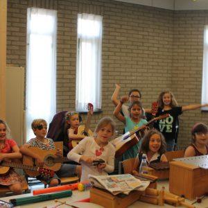 Kinderfeestje - Muziekschool Waterland