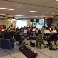 Ratjetoe beginners orkest - Muziekschool Waterland
