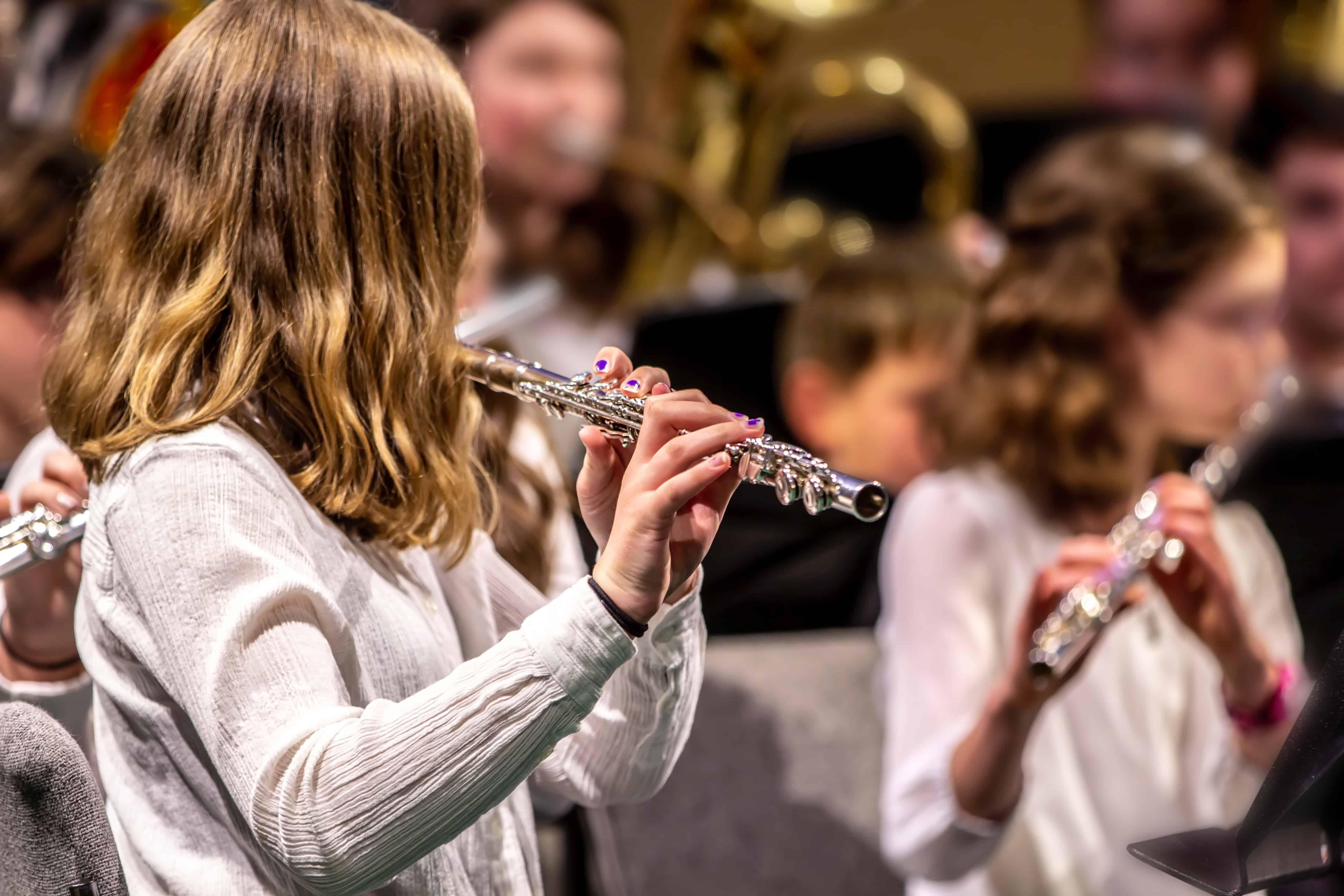 Muziekschool Waterland jeugdorkest